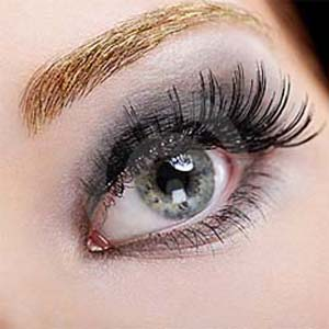 Artificial Eyelashes How to Apply